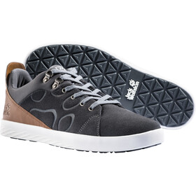 Jack Wolfskin Auckland - Chaussures Homme - gris/marron